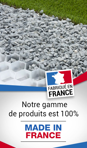 Tout nos produits sont made in france