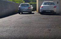 Accès garage et stationnement