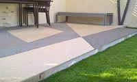 terrasse résinéal