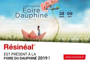 foire du dauphiné 2019 à Romans
