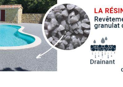 resine drainante drainalak
