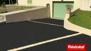 revetement-sol-acces-de-garage-enrobe